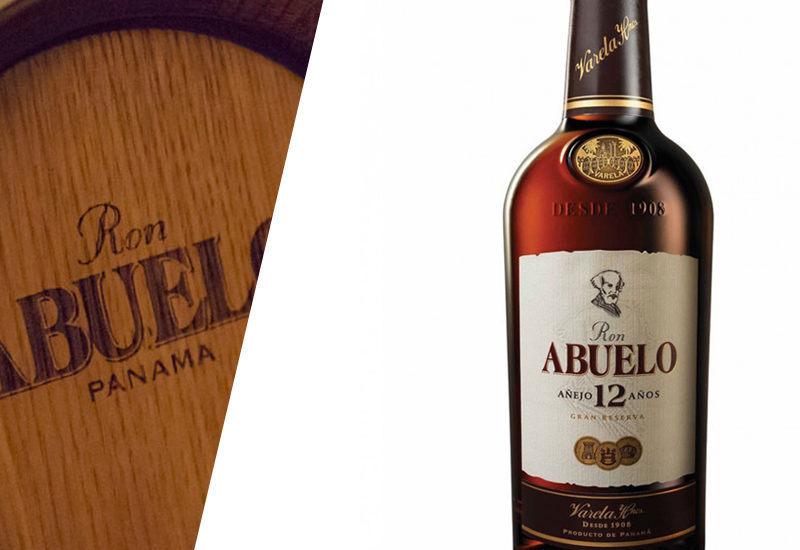 Abuelo 12 rum spagnolo